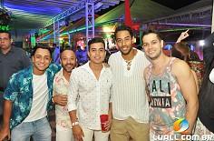 Baile do Havaii do Flamengo