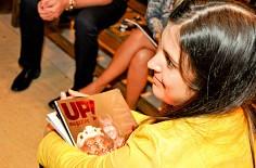 Lançamento Up Magazine dia das mães