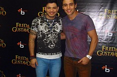 Fred & Gustavo na Diamond