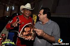 Festa do peão de Americana - Cristiano Araujo & Jads Jadson
